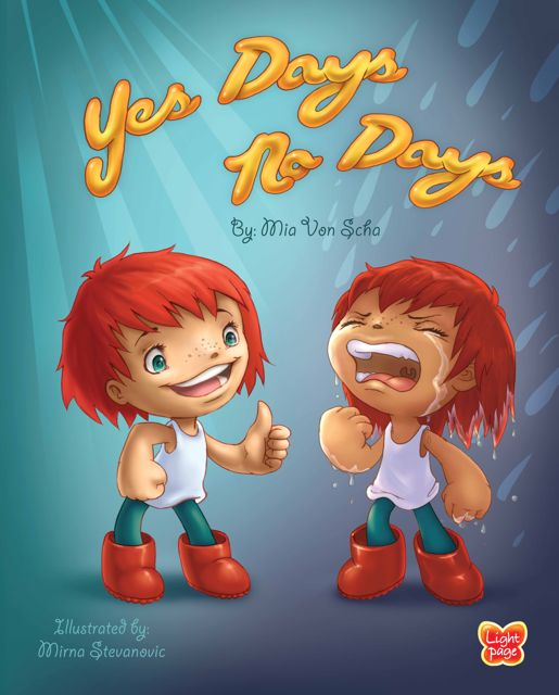 Inspirational books for children by life and parenting coach, Mia Von Scha.