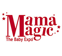 Parenting coach, Mia Von Scha, speaks at the Mama Magic Baby Expo.