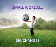 Small Worlds, Big Changes: Helping kids through death, divorce and immigration.