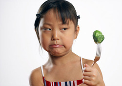 What to do if your child hates vegetables.