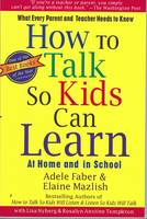 How to talk so kids will listen workshops in Johannesburg, South Africa.